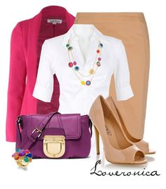 Multi Colored Jewelry by loveronica on Polyvore featuring polyvore fashion style OPTIONS MANGO Timeless MICHAEL Michael Kors Kate Spade Style & Co. clothing