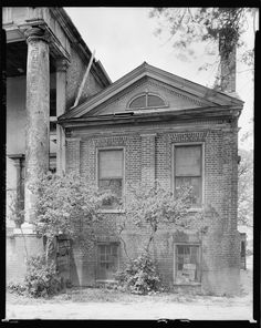 Freeman Good Mansion, 1821 -- Town Creek vic., Lawrence County, Alabama