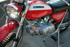 Honda SL70 Minicycle Honda Cycles, Honda Motorcycles, Vintage Motorcycles, 50cc, Mopeds, Mini Bike, Bike Trails, Scooters, Atv