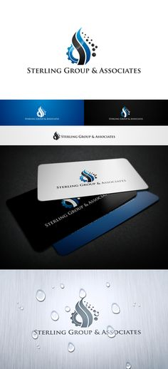 Who can merge water with the oil and gas industry into a recognizable logo!? by b a c k t r a x