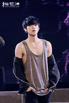 Tao, you better put that jacket back on RIGHT NOW X_X)/