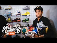 THE SNEAKER ADDICT: Neymar Goes Ballin Out Spending Over $18K Sneaker ...