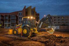 Customer Input, New Models Highlight Versatile John Deere L-Series Backhoes   Rock & Dirt Blog Construction Equipment News & Information #JohnDeere #Backhoes #RockandDirt
