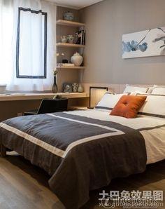 Moderno e minimalista 60 Tabella effetto mq piccolo appartamento composto da soggiorno | Camera da letto