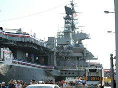 USS Midway on Harbor Drive near Seaport Village