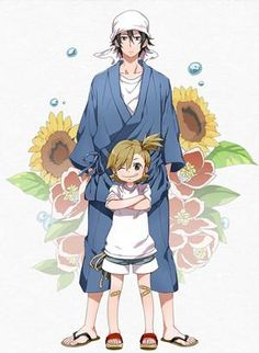 Barakamon is one of the best anime I've watched so far. Too bad it only has 12 episodes. I'm gonna watch it again anyway!!