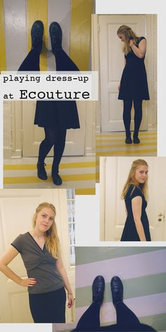 Ecouture an organic dress company