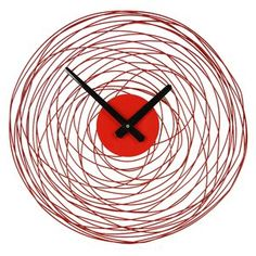 On-Time Wall Clock + 3min :) This On-Time Wall clock from Italian c ...