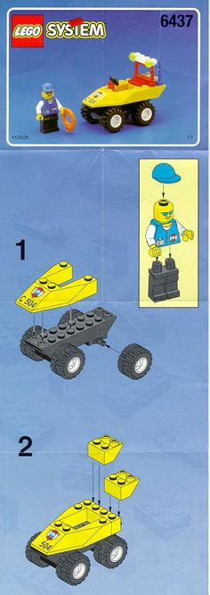 59 Best Lego Cars Instructions Images On Pinterest In 2018 Lego