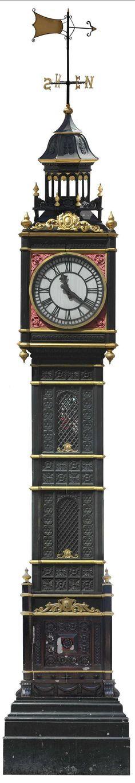 """Little Ben"" Clock Tower, Victoria Street, London (erected 1892)"