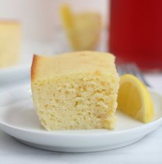A simple one-bowl yogurt cake - moist, delicious, and foolproof.