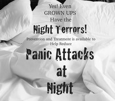 Nocturnal panic attacks are panic attacks that occur in the midst of your sleep. Sudden waking and feelings of terror characterize it. Naturally, it is terrible to be awakened by a panic attack at night because it has all the major confusion and powerful physical sensations of a daytime attack.