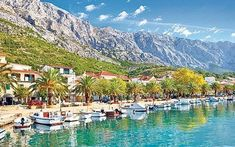 The best unsung beach holiday resorts in Europe: the Makarska Rivijera, in   Croatia, with information on booking accommodation, where to eat, and   transport