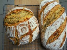 La chica de las recetas: Pan de maíz con pipas