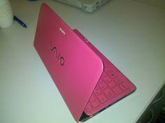 Sony VAIO VPC-P111KX/P 8-Inch Laptop (Pink)