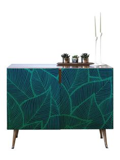Leaves Credenza by DENY Designs at Gilt