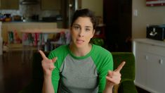 Pls RP: #DropOutHillary BERNIE SANDERS IS THE ONE FOR ME: Sarah Silverman Explains