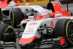 Will Stevens (GBR) Manor Marussia Team. Formula 1 World Championship, Rd Canadian Grand Prix, Montreal, Canada, Race Day. Formula 1, Manor Racing, Marussia F1, Ferrari, Honda, Canadian Grand Prix, Gilles Villeneuve, Martini Racing, Red Bull Racing