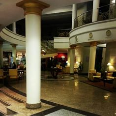 Hotel. Samara. Russia.