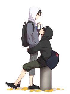 Shingeki No Yaoi :v - 💢Ereri💢 - Wattpad Attack On Titan Ships, Attack On Titan Levi, Ereri, Anime Angel, Fanarts Anime, Manga Anime, Otaku, Eren Y Levi, Titans Anime
