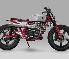 "Honda CB650 Scrambler ""Balfour"" by Thrive Motorcycle"