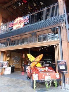 Hard Rock Cafe                                      Honolulu Hawaï Amerika
