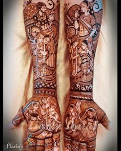 Mehndi Designs Bridal Hands, Full Mehndi Designs, Engagement Mehndi Designs, Henna Art Designs, Mehndi Design Pictures, New Bridal Mehndi Designs, Dulhan Mehndi Designs, Mehendi, Henna Mehndi