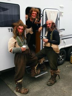 Coffee with dwarves...