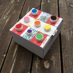 Klobouček s krempou nebo kšiltem Triangle, Toys, Activity Toys, Clearance Toys, Gaming, Games, Toy, Beanie Boos