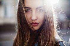 Ria by Philipp Berezin, via Behance