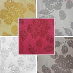 Telo arredo gran foulard copriletto divano tavola goffrato a fiori sarani