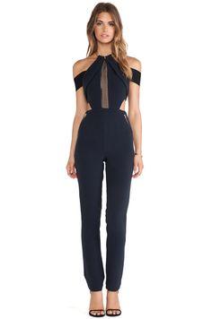 Shop Black Halter Off the Shoulder Midriff Jumpsuit online. Sheinside offers Black Halter Off the Shoulder Midriff Jumpsuit & more to fit your fashionable needs. Free Shipping Worldwide!