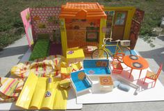 1970's Barbie Country Cottage