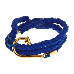 The Fish Hook Rope Bracelet and for Finnwick midair fans