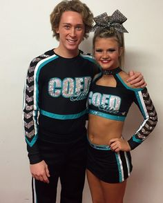 """""""NEW UNIFORMS for the World Champion COED ELITE from Cheer Extreme!"""""""
