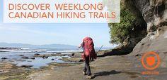 6 Weeklong Backpacking Hiking Trails in Canada