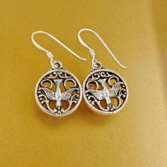 US $14.95 New without tags in Jewelry & Watches, Handcrafted, Artisan Jewelry, Earrings