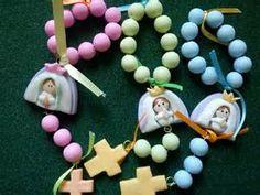 figuras de porcelana fria para bautizo - Bing Imágenes