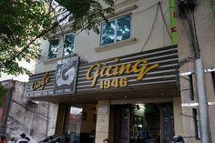 Café Giang- meilleure adresse pour déguster le café à l'oeuf #cafehanoi