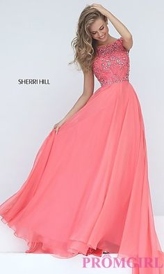 Shop prom dresses and long gowns for prom at Simply Dresses. Floor-length evening dresses, prom gowns, short prom dresses, and long formal dresses for prom. Senior Prom Dresses, Grad Dresses Long, Sherri Hill Prom Dresses, Prom Dresses 2018, Long Prom Gowns, Prom Dresses With Sleeves, A Line Prom Dresses, Modest Dresses, Pretty Dresses