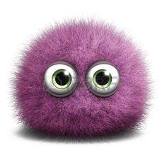 fluffy+ball%3A+3d+rajzfilm+aranyos+sz%C3%B6rny