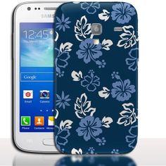 Coque Samsung Galaxy ACE 2 Floral Commeluna. #Commeluna #Flowers #Ace2 #i8160 #Coquetelephone