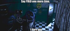 Say YOLO one more time by kinginbros2011 on deviantART
