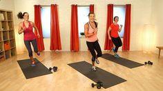 10-Minute Bikini Tone-Up: Lower Body and Cardio .