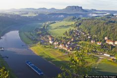 Where is this in Europe, the Rhine?