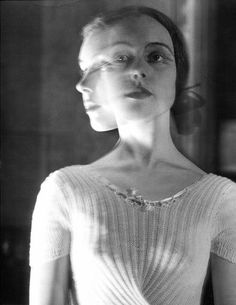 Xenia Palley, 1950, Robert Doisneau
