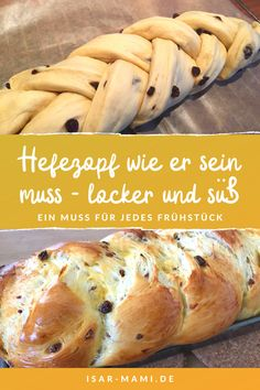 Yeast braid – loose and sweet, no one can resist. A must for every breakfast or brunch! – Brot, Brötchen (Semmeln) & Co. Easy Cake Recipes, Baking Recipes, Chocolate Cake Recipe Easy, Easter Brunch, Pampered Chef, Food Cakes, Easter Recipes, Sweet Bread, Food And Drink