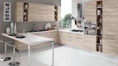 Seventy - Cucine - Moderno - Mondo Convenienza | upgrade | Pinterest ...