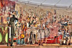 Giffords Circus Orchestra by pcgn7, via Flickr