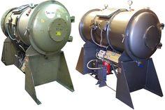 Tungsten Welding Vacuum Chamber